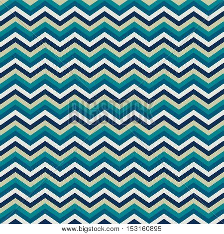 Zigzag pattern. Geometric pattern. Abstract background, vector illustration