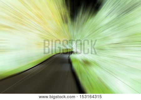 Speed On The Road