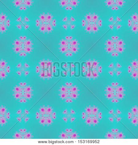 Seamless turquoise pastel soft design wallpaper pattern