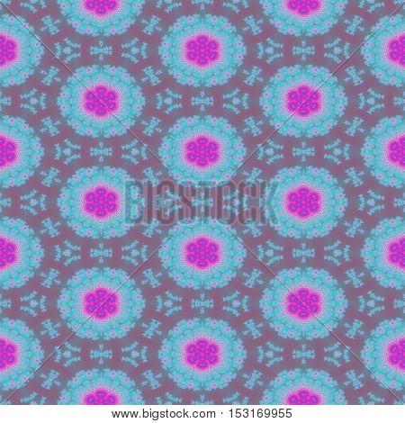 Seamless design pink and blue soft girls female pattern