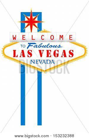 Las Vegas Nevada vegas sign welcome casino