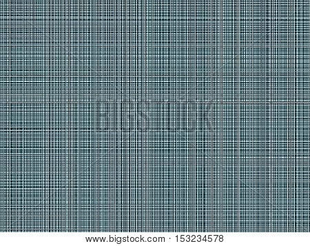 Abstract digital blur texture with orthogonal lines in muted dark blue hues