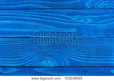 texture of wood blue panel. Abstract background empty template.