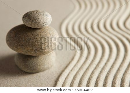 Balance (Shallow depth of field)