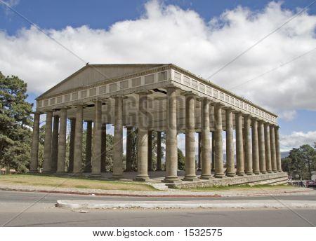 Minerva Temple