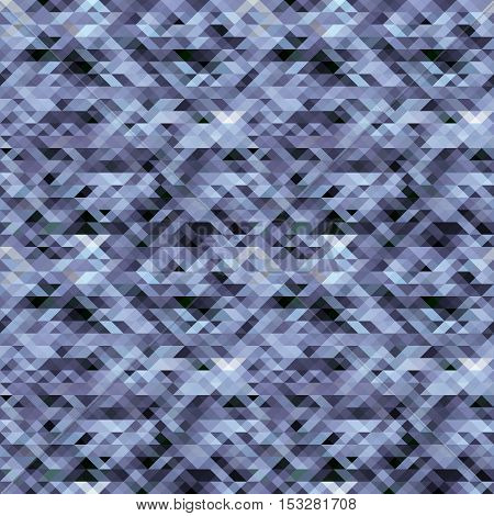 Abstract modern geometric background. Vector triangle background for webdesign.