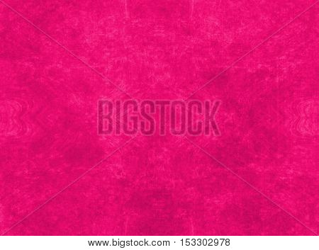 Hot Pink Background With Bright Neon Coloring And Black Vignette