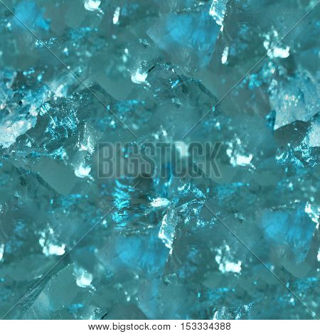 Ice cover seamless background. Seamless pattern for continuous replicate .