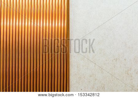 Coil Winding Texture