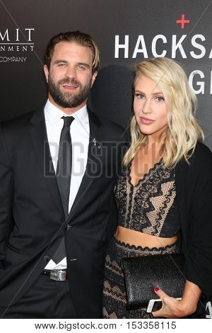 LOS ANGELES - OCT 24:  Milo Gibson, guest at the