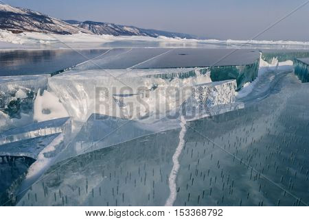 The Crack In The Ice