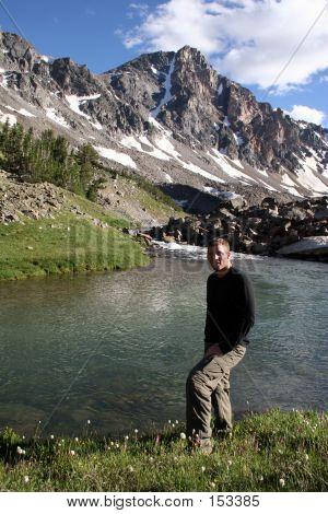 Day Hiker - Montana