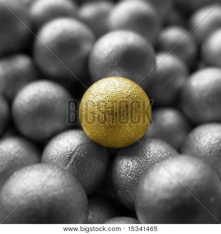One Golden Ball