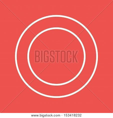 Orkut, group, media icon vector image. Can also be used for social media logos. Suitable for mobile apps, web apps and print media.