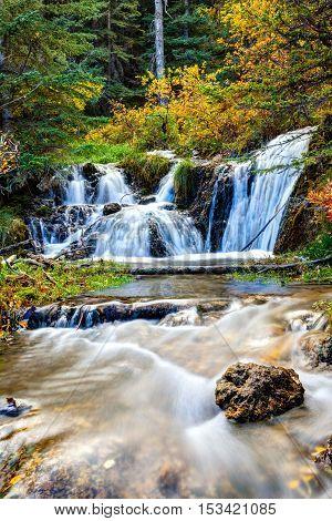 Bill Hill Springs Provincial Park, Alberta, Canada