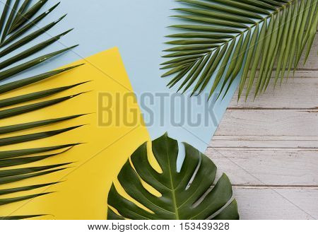 Beach Summer Holiday Vacation Relaxation Concept
