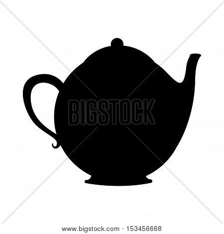 kettle kitchen related icon image vector illustration design