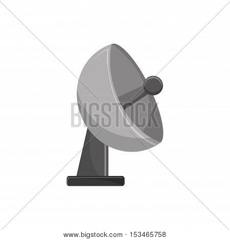 Antenna icon. Signal broadcast internet and technology theme. Isolated design. Vector illustration