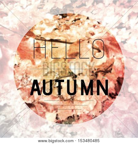 Inspirational Message About Fall