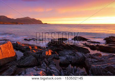 Norway Sunset