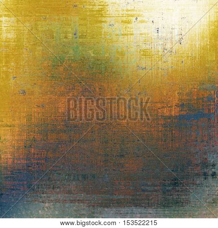 Nice looking grunge texture or abstract background. With different color patterns: yellow (beige); brown; green; blue; red (orange); white