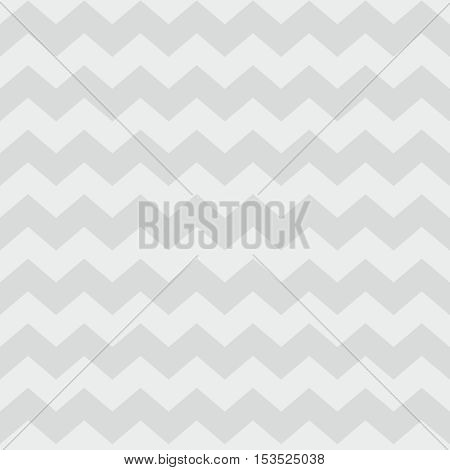 Zig zag chevron brown tile vector pattern