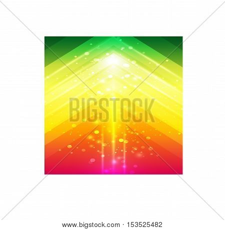 Abstract rainbow background.Texture for your design. Pattern can be used for background.