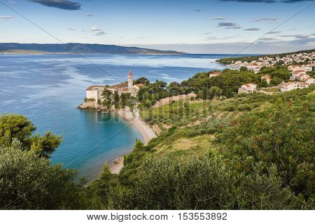Old Dominican Monastery, Bol, Island Of Brac, Croatia