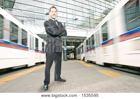 Business Train