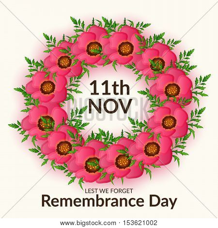 Remembrance Day_25_oct_19