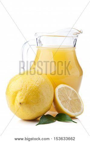 Fresh Lemon And Juice