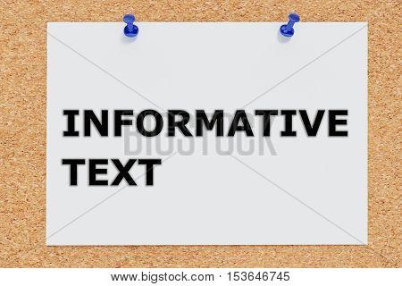 Informative Text Concept