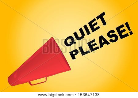 Quiet Please! Concept
