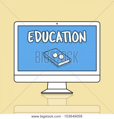 Education Learning Knowledge Technology Concept