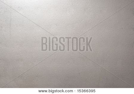 Smooth grey metal texture. Cover of a table.
