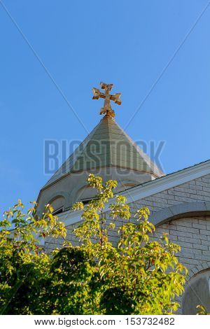 Armenian Church Of The Cross Ancient Church,