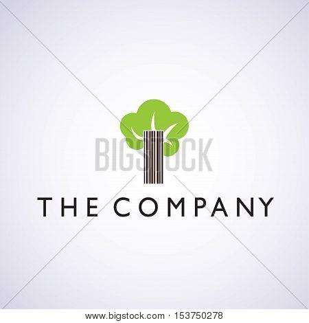 tree ideas design vector illustration on background