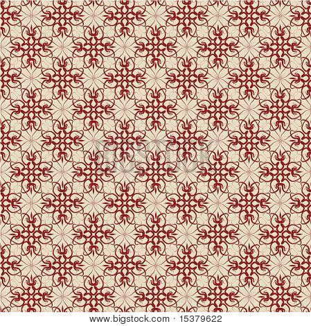 Lace vintage vector background