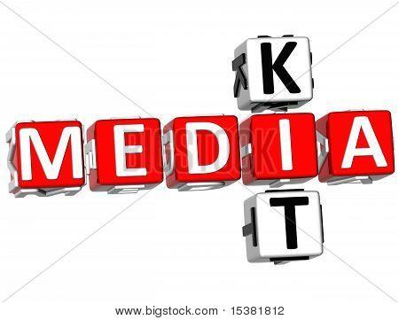 Media Kit Crossword