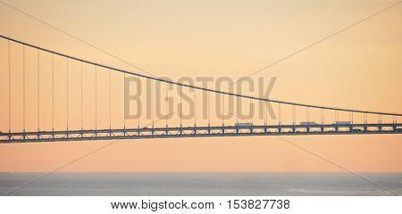 Transport Metal Big Bridge