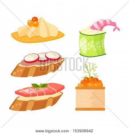 Healthy breakfast health diet concept. Food meal diet morning healthy breakfast snack nutrition. Vector glass healthy breakfast.
