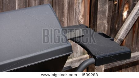 Barbecue Grill Closeup