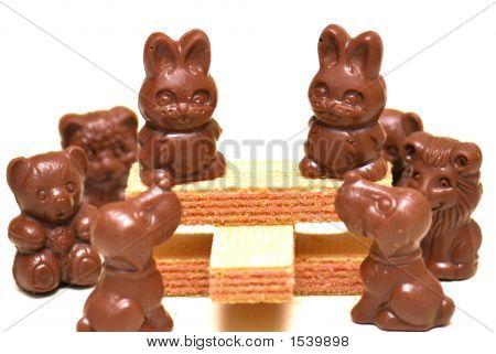 Easter Bunny'S Gang