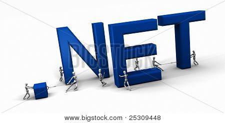Team Or People Building '.net'