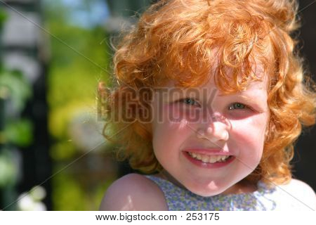 Little Redhaired Beauty