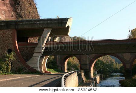 Tunnel Portalidar Oberstein