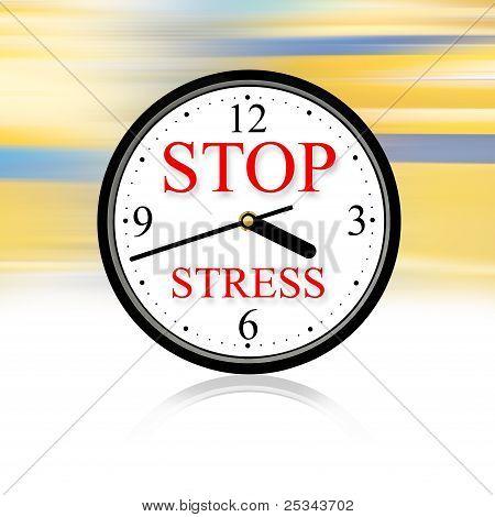 Parar o stress
