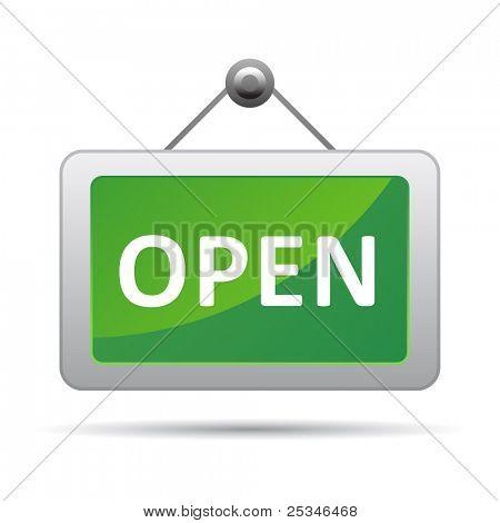 Icono abierto