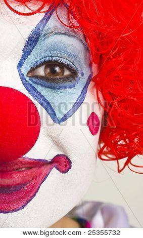 Half Clown