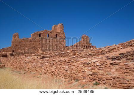 Abo Pueblo Ruins, Central New Mexico